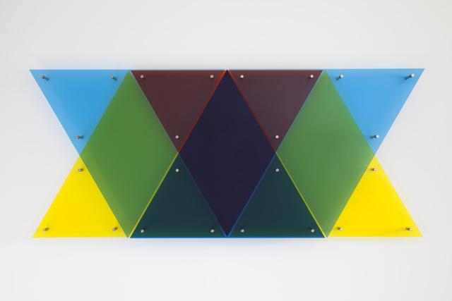 , 'Relieve XXXII,' 2015, Galería Cayón