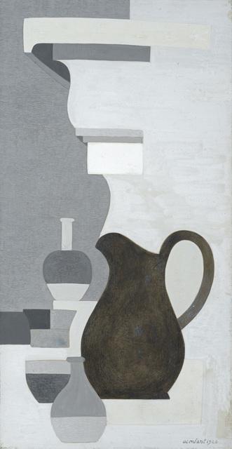 , 'Nature morte puriste,' 1926, Galerie Zlotowski