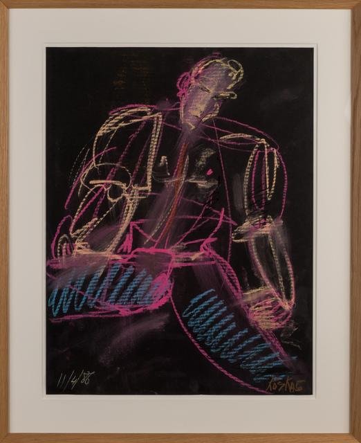 , 'Sant titre,' 1986, Galerie Dutko