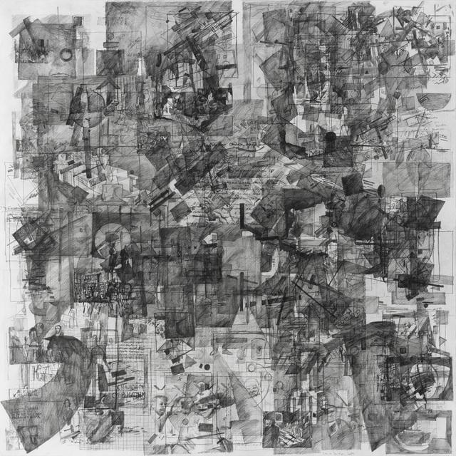 Ciprian Muresan, 'Malevich,' 2014, Galeria Plan B