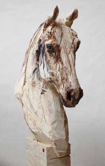 , 'Buste de cheval,' 2018, Absolute Art Gallery