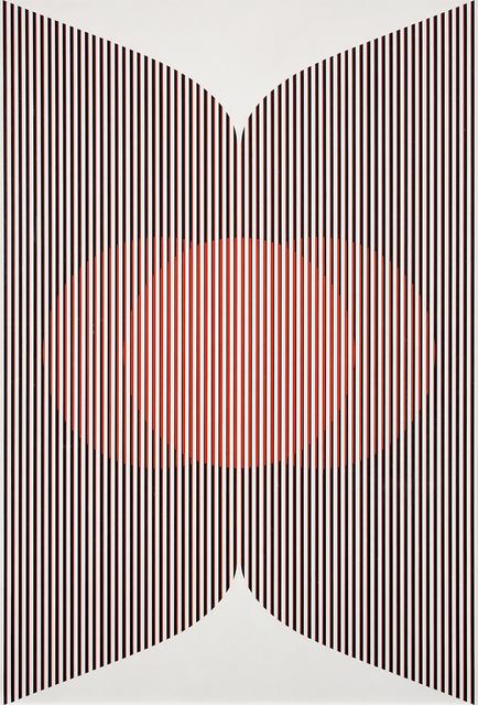 , 'Red Sound,' 1969, Charles Nodrum Gallery