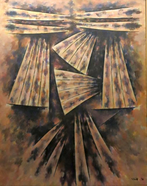 Alfredo Hlito, 'Sin título', 1974, Jorge Mara - La Ruche