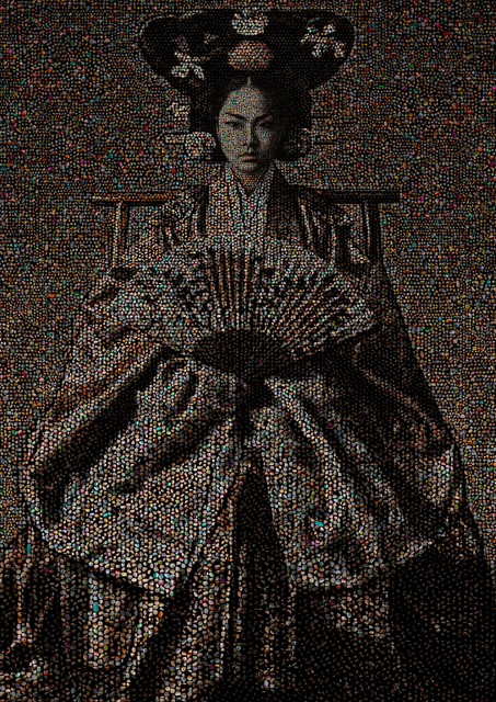 , 'Joseon Dynasty Royal family series, Empress #14 ,' 2017, Art Park