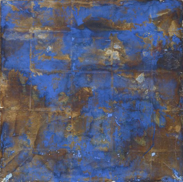 , 'Azurite on Dark Silver,' 2002, Galerie Huit