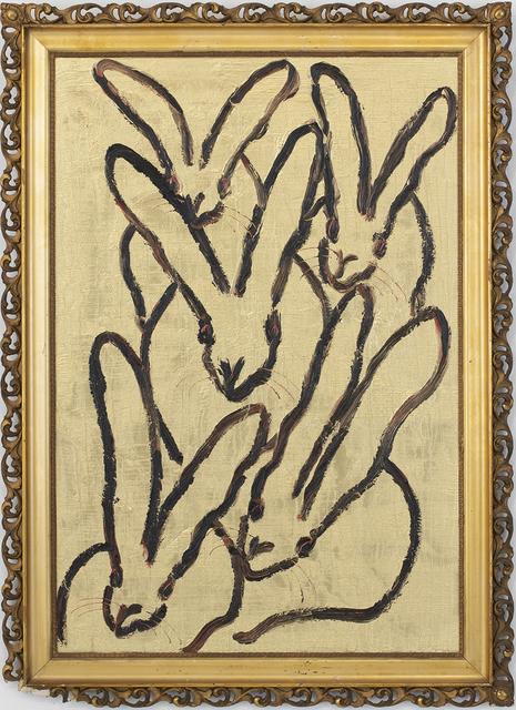 , 'Golden Bunnies,' 2019, DTR Modern Galleries
