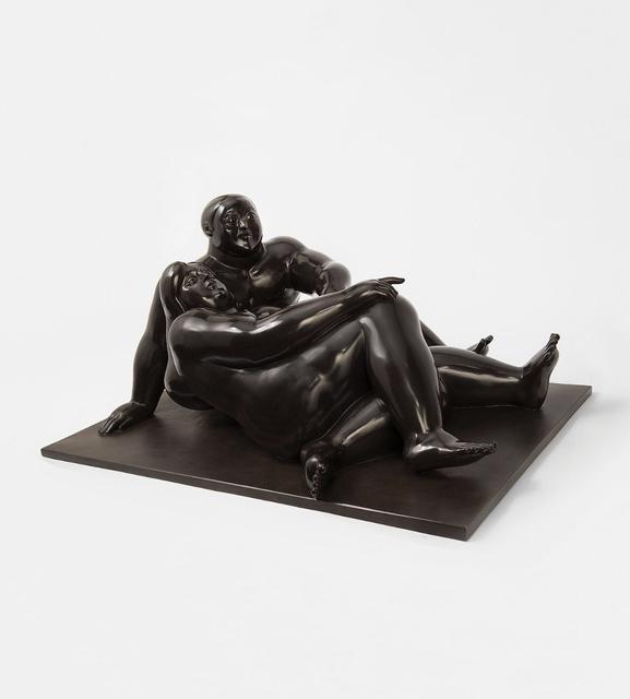 , 'Amantes ,' 1989, Galería Duque Arango
