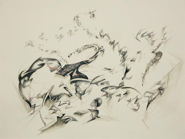 Gianluca Bianchino, 'Murmurations #3', 2014, Mana Contemporary
