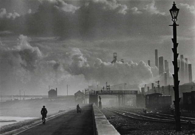 , 'West Hartlepool, England,' 1963, Huxley-Parlour