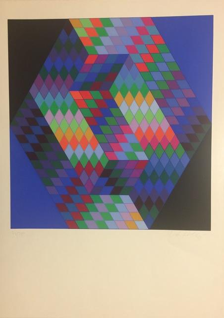 Victor Vasarely, 'Composition', 1970-1979, Wallector