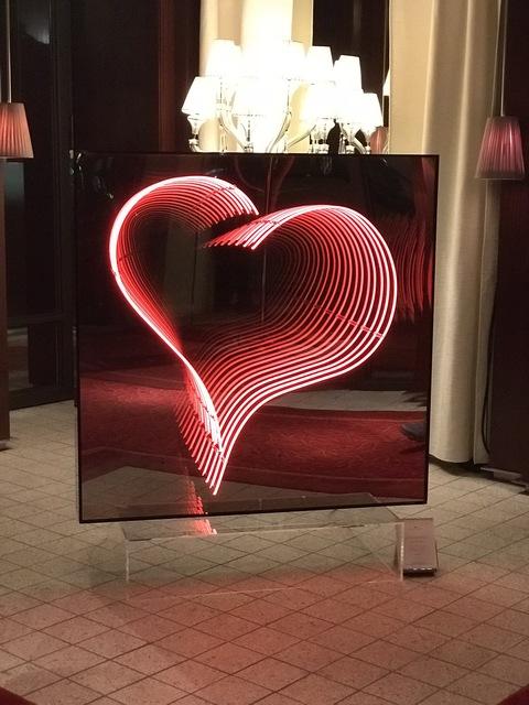 , 'Infinity Heart,' 2017, Eden Fine Art