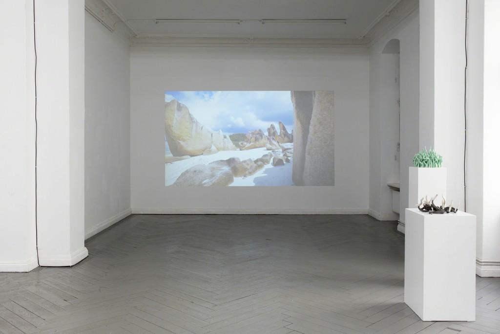 CONDITION: UNCANNY, EIGEN + ART Lab, 2018, Photo: Otto Felber, Berlin