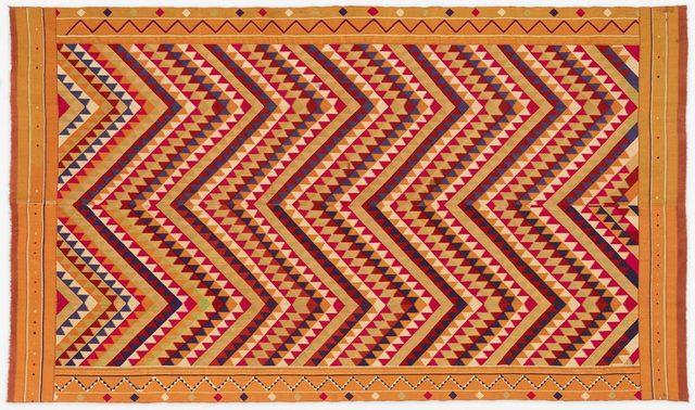 , 'Bagh Phulkari,' ca. 20, Philadelphia Museum of Art