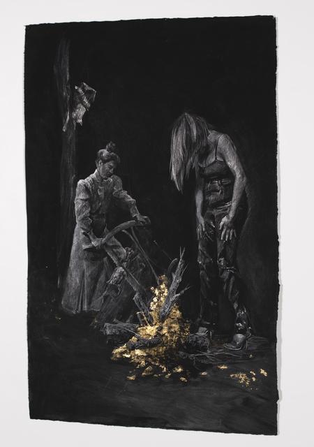 , 'Acknowledge the Corn,' 2017, Gregorio Escalante Gallery