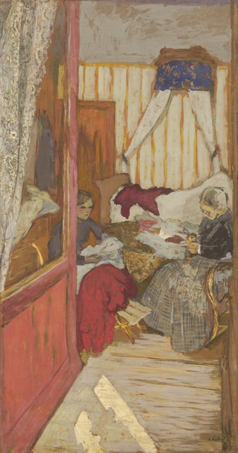 Édouard Vuillard, 'Women Sewing', ca. 1912, National Gallery of Art, Washington, D.C.
