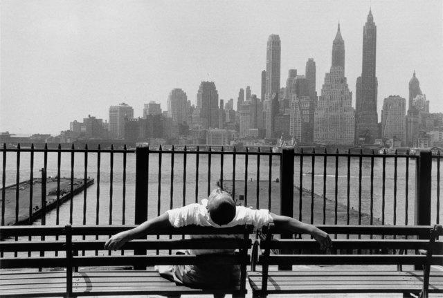 Louis Stettner, 'Brooklyn Promenade, Brooklyn  ', 1954, Rena Bransten Gallery