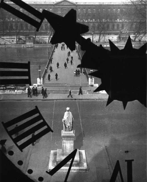 , 'Pont des Arts,' 1929, Bruce Silverstein Gallery