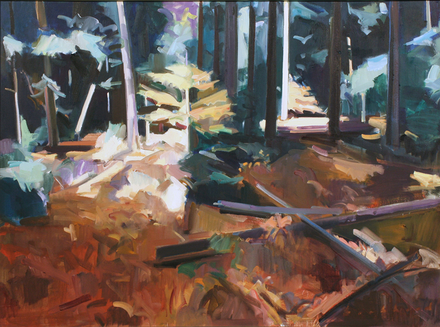 Kenneth Lochhead, 'Marl Place', 1994, Wallace Galleries
