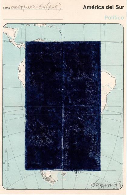 , 'Obstrucción - A1,' 1973, Henrique Faria Fine Art