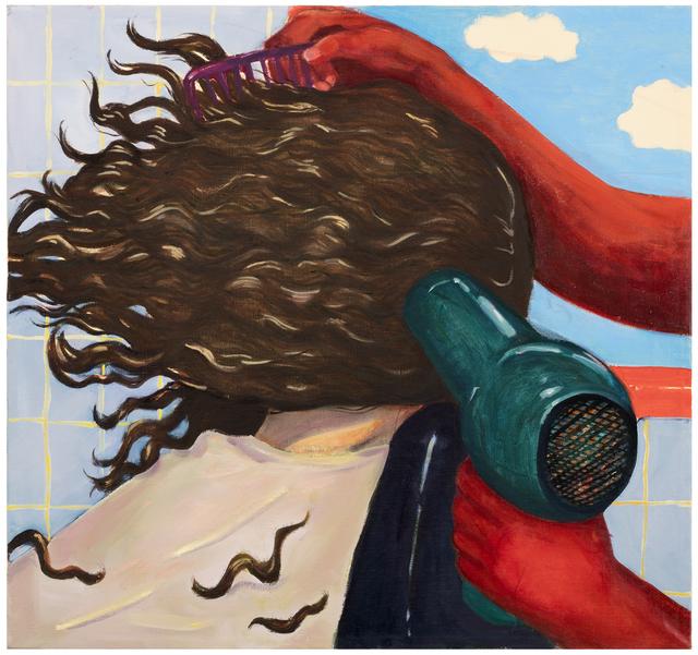 , 'Haircut ,' 2017, Galerie Anhava