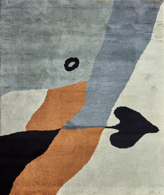 Hans Arp, 'Untitled', Textile Arts, Wool, Rago/Wright