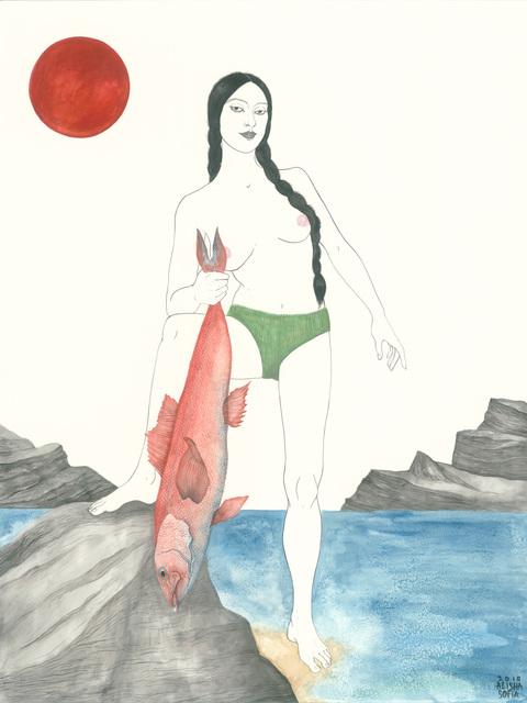 Alisha Sofia, 'Fisher Woman', 2018, Iris Project