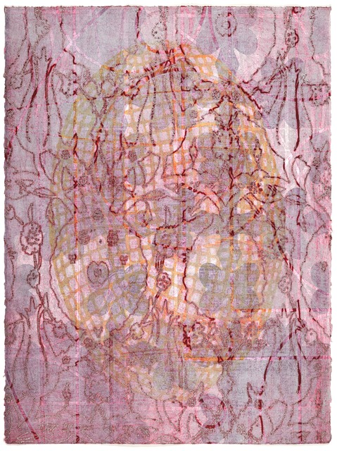 , 'Ottoman Pattern I,' 2018, Callan Contemporary