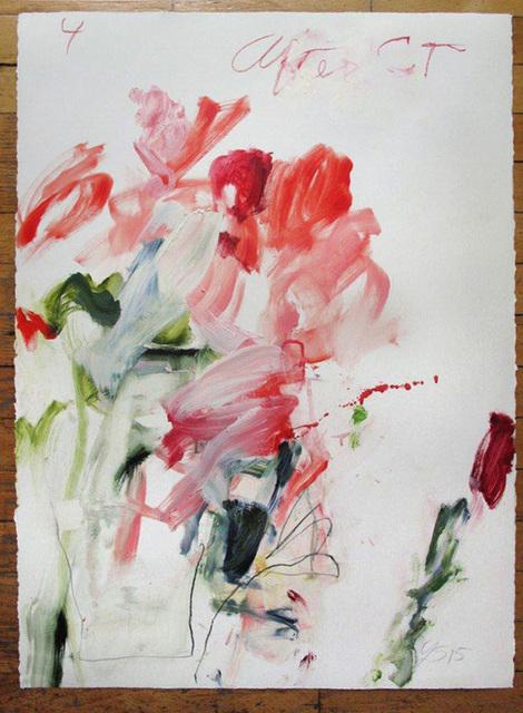 Yolanda Sanchez, 'After CT, #4', 2015, Kathryn Markel Fine Arts