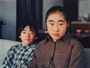 Thomas Struth, 'Go und Ayaka Okutsu, Yamaguchi,' 1996, Phillips: Photographs