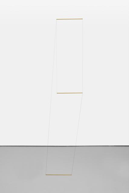 , 'bent hip,' 2014, David Zwirner
