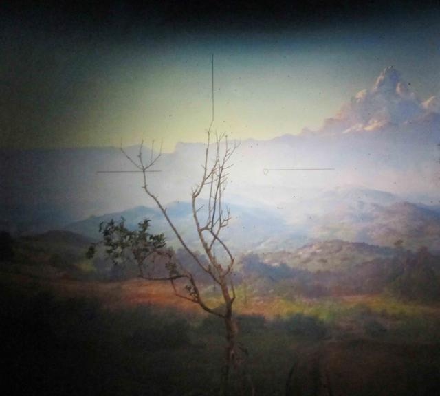 , 'Glass Scape,' 2013, Tambaran
