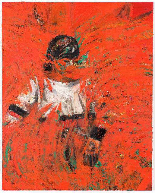 , 'Tiara,' 2015, Setareh Gallery