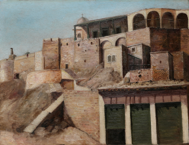 , 'Untitled, (Deir Saidnaya),' c. 1920, Gallery One
