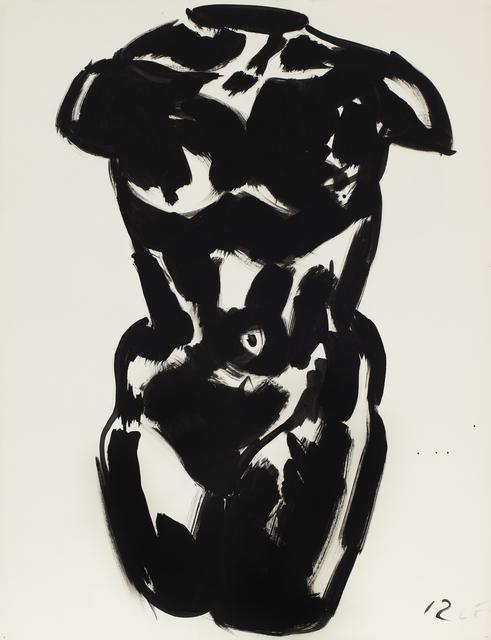 , 'Untitled (Nº12),' ca. 1983, Cosmocosa