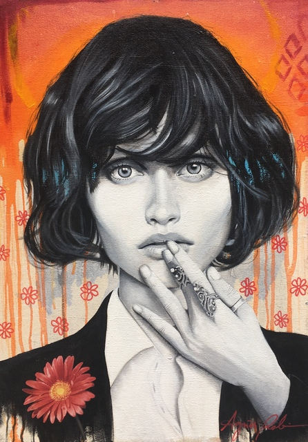 Agnès Robin, 'Ange ?', 2019, Galerie Bloom