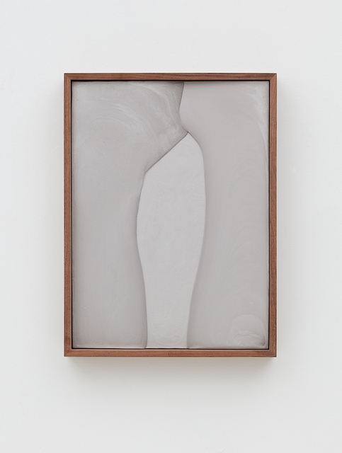 , 'Untitled (Plaster Positive),' 2015, David Kordansky Gallery