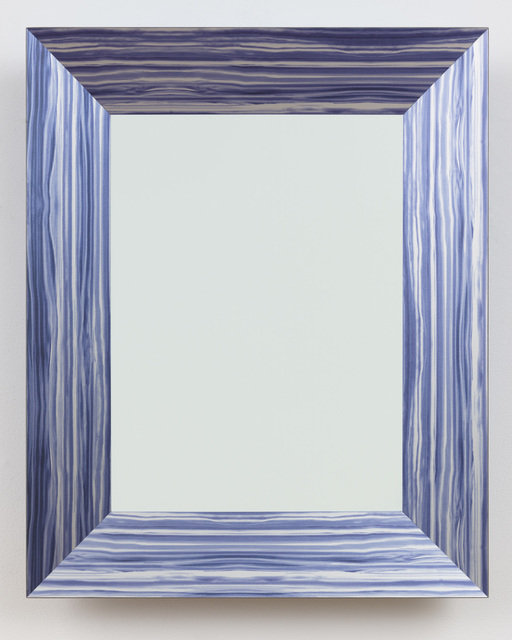 , 'Mirror / Mirror,' 2012, Gagosian