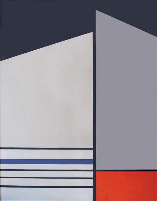 , 'Urban structure,' 1982, Galería de las Misiones