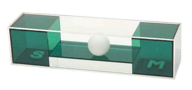 , 'SOM - Tridimensional | verde,' 2010, TramasGaleria de Arte