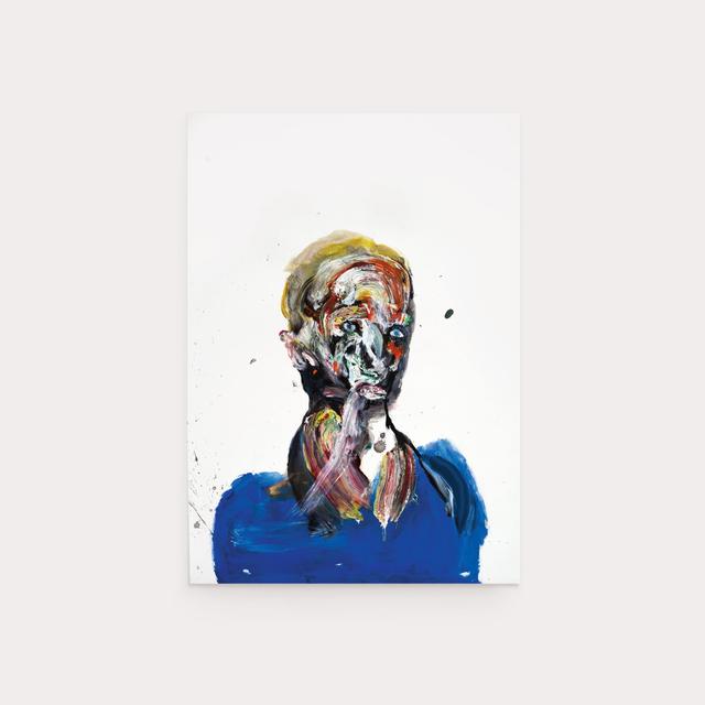 , 'Paranoid Head,' , Anima-Mundi