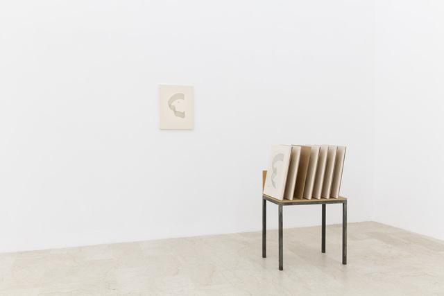 , 'Porta pittura delle tre mosse ,' 2016, P420