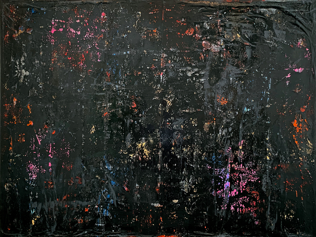 , 'Beneath the Surface Diabolic Dye, The Skin,' 2019, Alan Avery Art Company