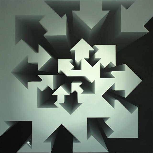 , 'Fibonacci Nautilus - Convex,' 2017, Addicted Art Gallery