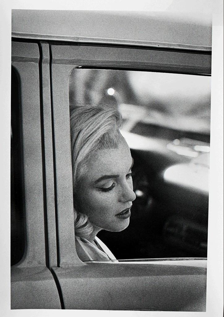 Marilyn Monroe in The Misfits, 1960 by Ernst Haas