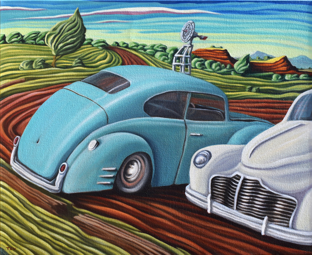 , 'Roadster Farm ,' , Modernist Frontier