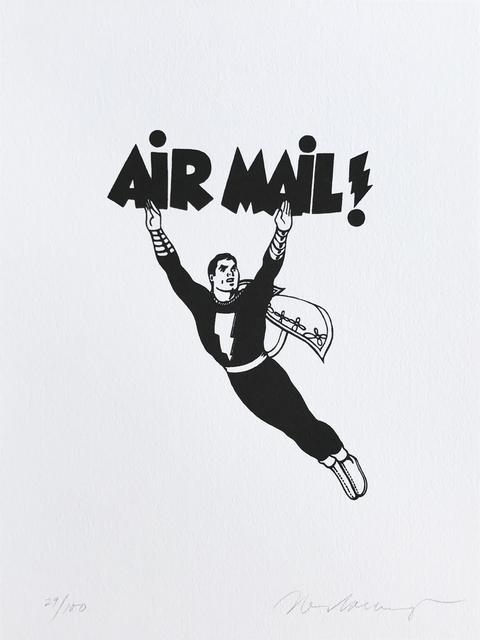 , 'Air Mail,' 2000, MLTPL