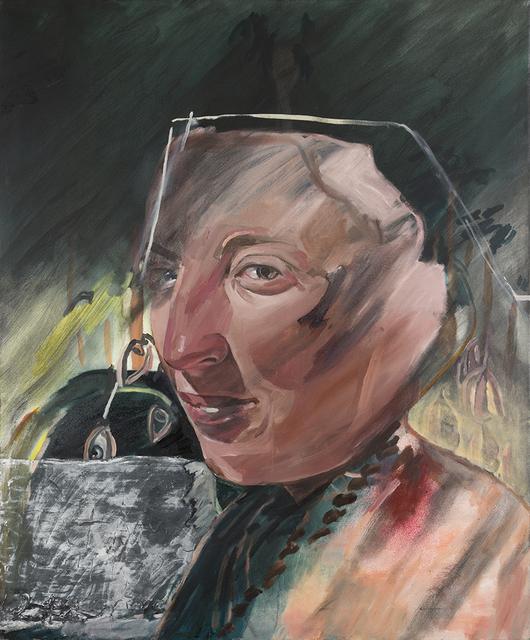 Nate Massé, 'En Memoria, A. M. S.', 2018, Ellsworth Gallery
