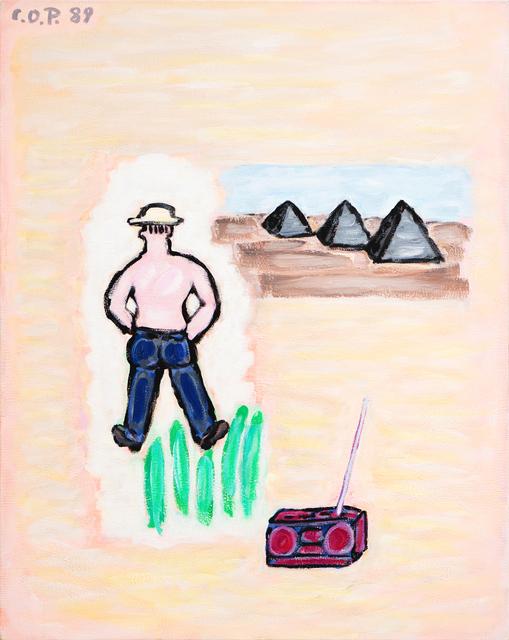 , 'TOURIST IN ÄGYPTEN,' 1989-2019, Ruttkowski;68