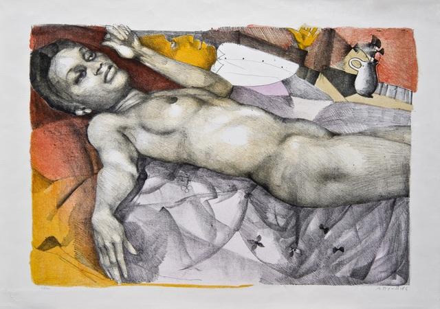 , 'Era regina / She was queen,' 1984, Galleria Edarcom Europa