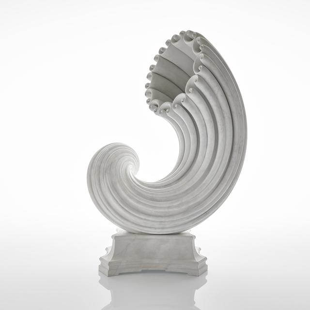 , 'Spiralis,' 2018, Adrian Sassoon